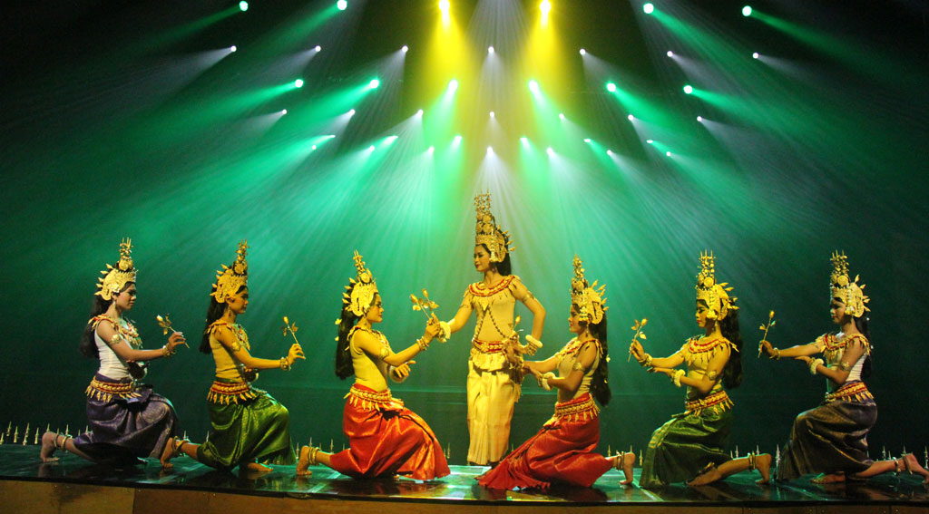 Things to do in Siem Reap: Apsara dance show